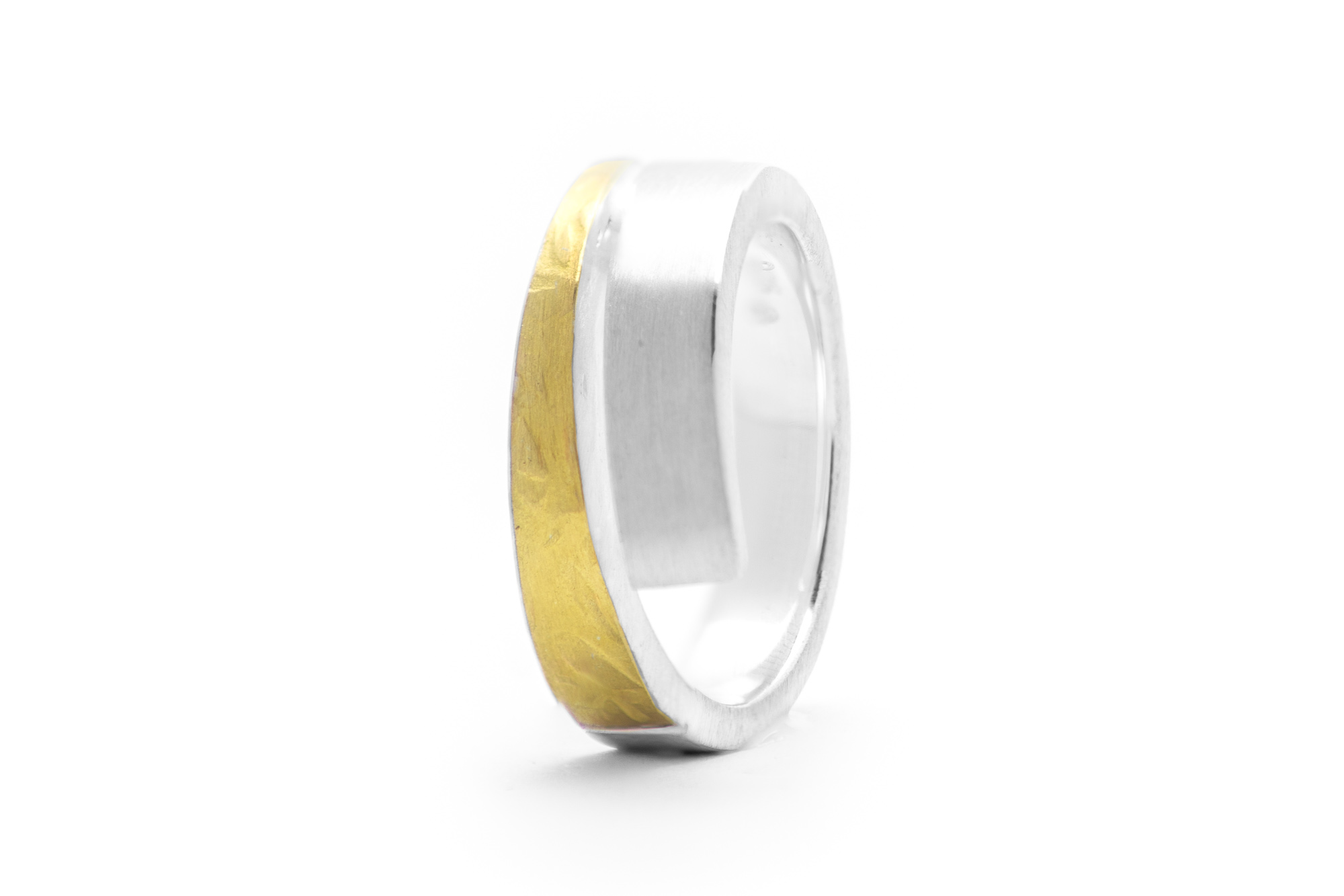 Ring, Gelbgold, Silber 238€