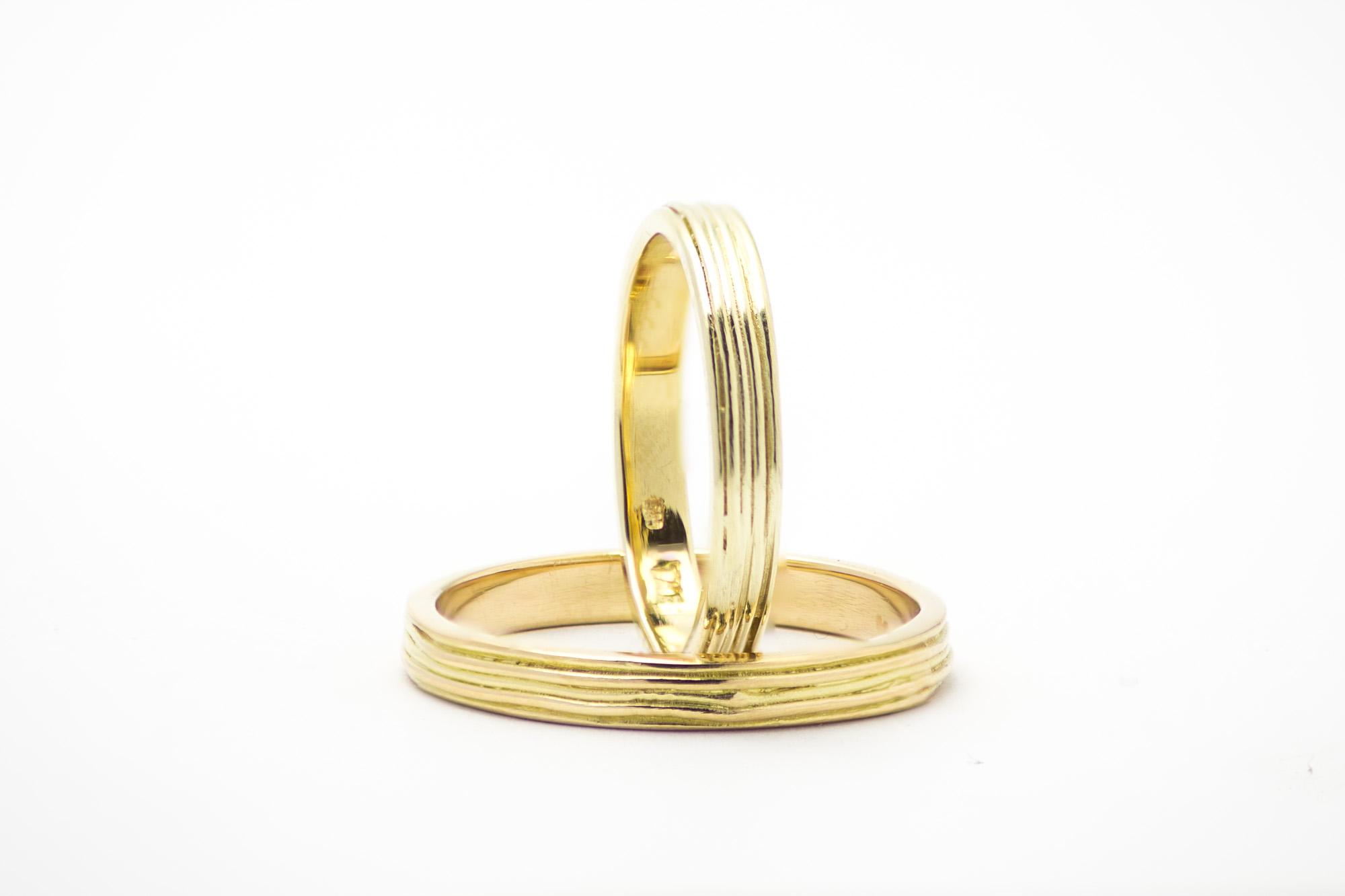 750 Gelbgold, Paar 850€