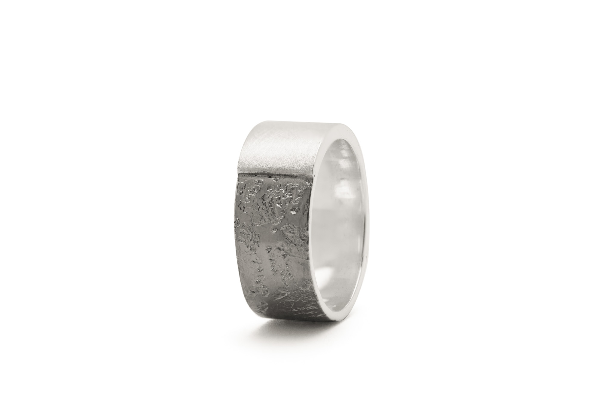 Ring, Silber, Oxydiert 170€