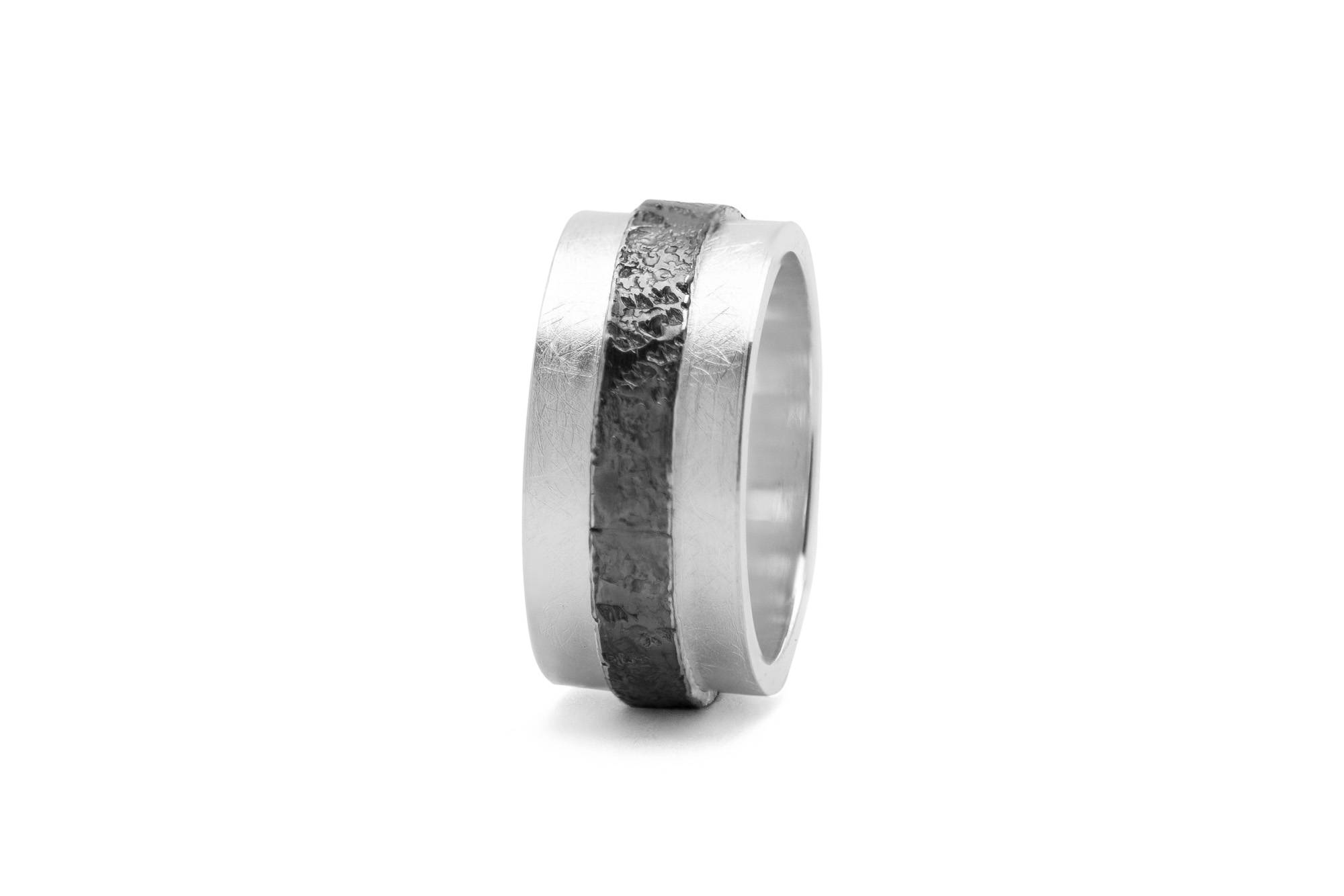 Ring, Silber, Oxydiert 180€