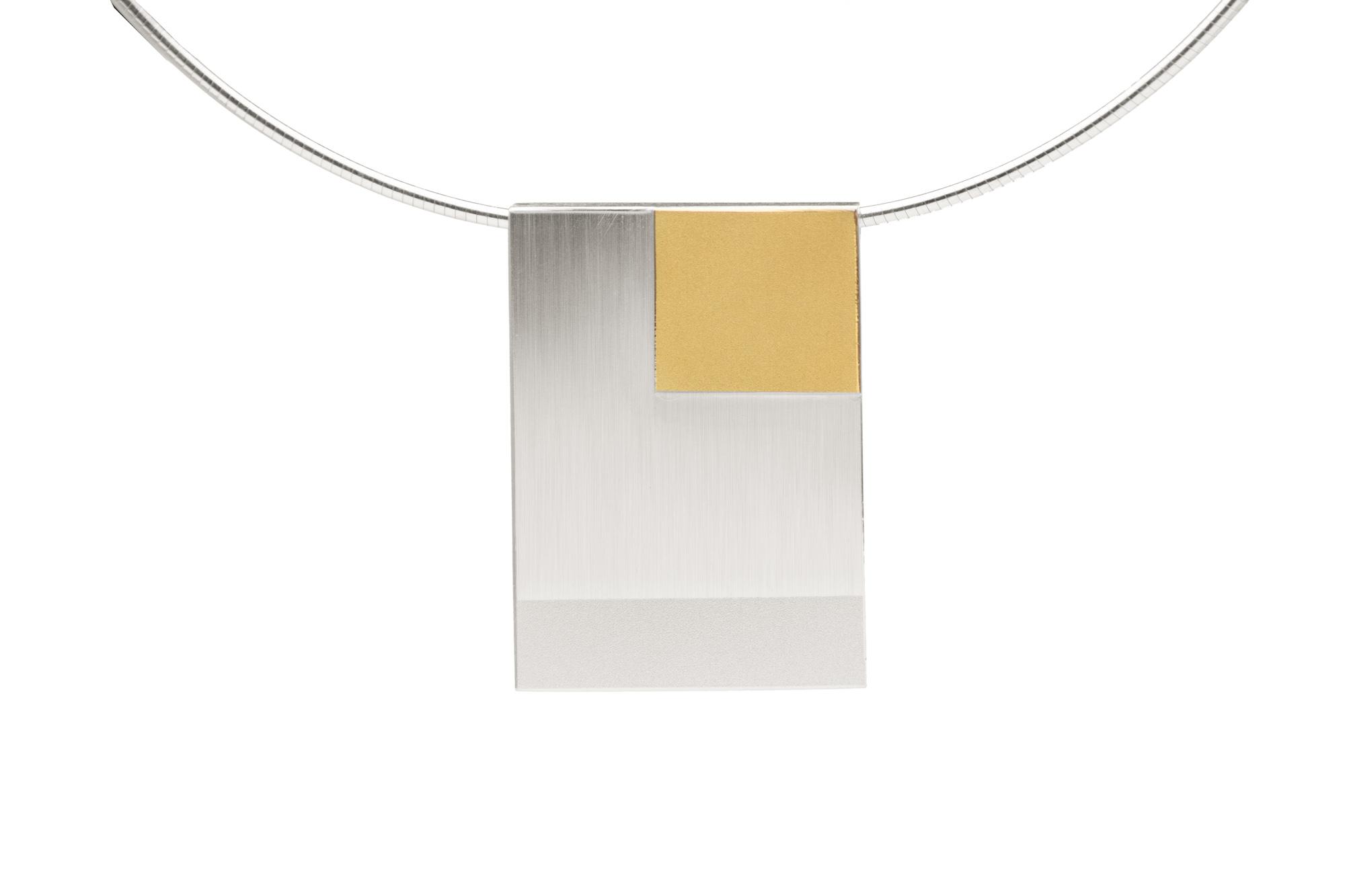 Anhänger, Silber, Feingold 298€