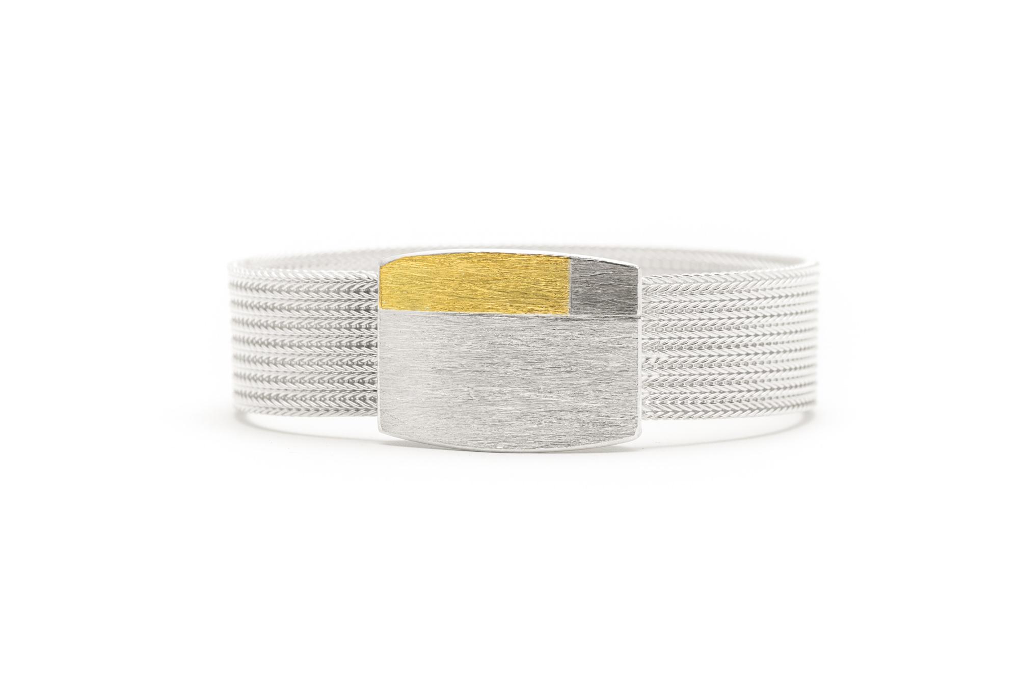 Armband, Silber, Feingold, Palladium 620€